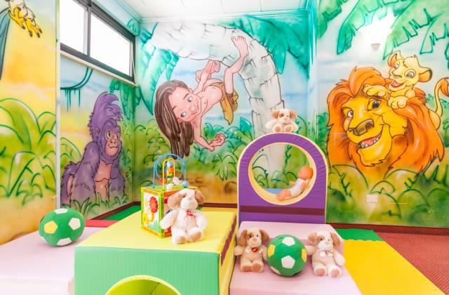 Family Hotel giochi con stanze a tema