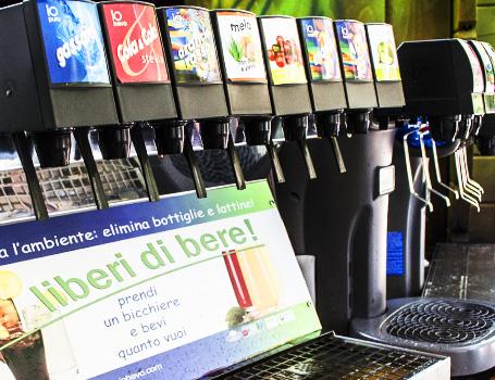 Bevande incluse e borracce per famiglie