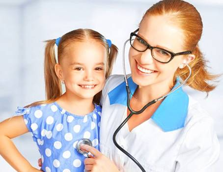Servizio Pediatrico Gratuito