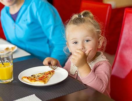 Hotel a Milano Marittima con servizi per bambini